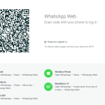 Now You Can Access Whatsapp from Your Chrome Browser