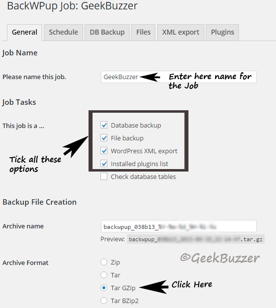backwpup-create-job-general-settings